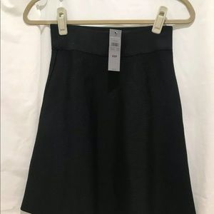 Ann Taylor women's black skirt